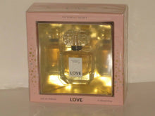 Load image into Gallery viewer, VICTORIA'S SECRET LOVE EAU DE PARFUM SPRAY 30 ml./ 1.0 oz.NEW-SEALED BOX!!