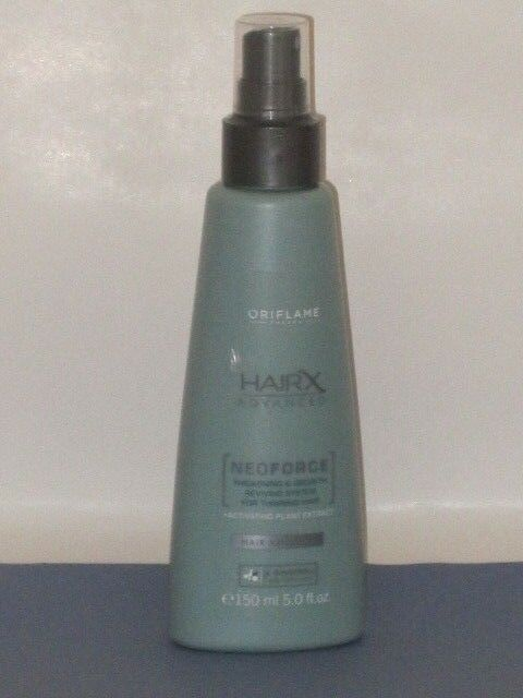 ORIFLAME SWEDEN HAIRX ADV NEOFORCE HAIR AMPLIFIER FOR THINNING HAIR 150 ml.NEW!