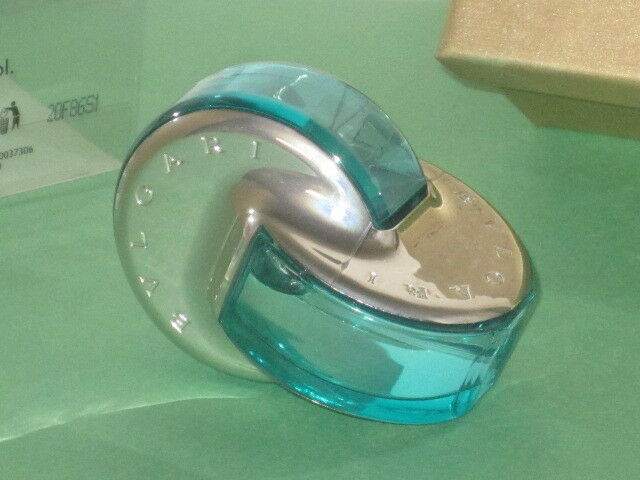 BVLGARI OMNIA PARAIBA (THE ESSENCE OF THE JEWELLER) EDT SP 15 ml./ 0.5 oz NEW!