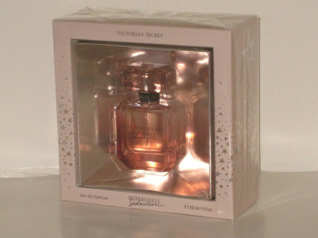 VICTORIA'S SECRET BOMBSHELL SEDUCTION EDP SPRAY 30 ml. IN A SEALED BOX-NEW!