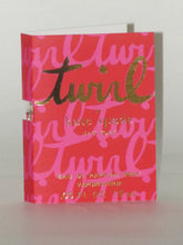 Load image into Gallery viewer, TWIRL by KATE SPADE SET X 3 SAMPLES EAU DE PARFUM SPRAY 0.05oz. each -NEW !!