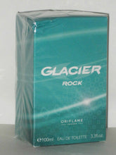 Load image into Gallery viewer, ORIFLAME SWEDEN GLACIER ROCK EDT SPRAY FOR MEN 100 ml. DEO ROLL-ON FREE!! NEW!