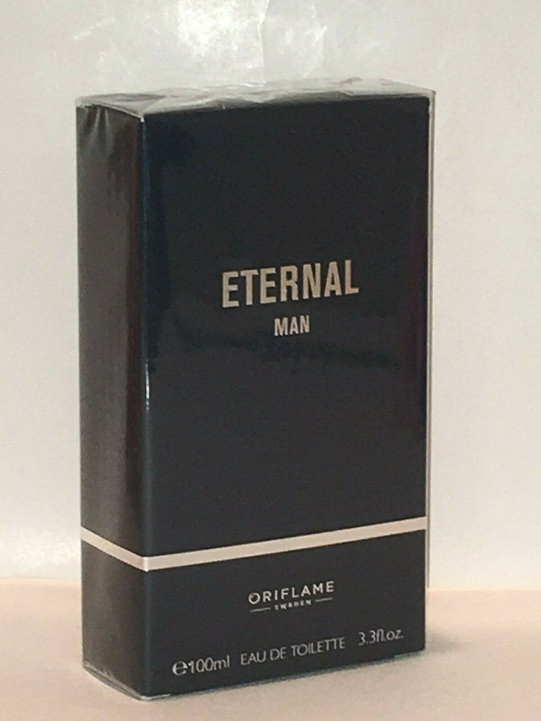 ORIFLAME SWEDEN ETERNAL MAN EAU DE TOILETTE SPRAY 100 ml. NEW WITH SEALED BOX !