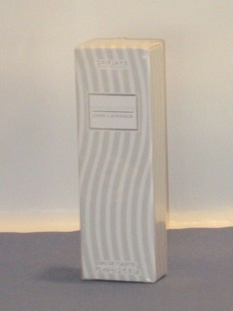 ORIFLAME SWEDEN MEN'S COLLECTION COOL LAVENDER EDT SPRAY 75 ml NEW-SEALED!