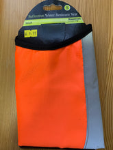 Load image into Gallery viewer, Dog Reflective Water Resistant Vest in Orange