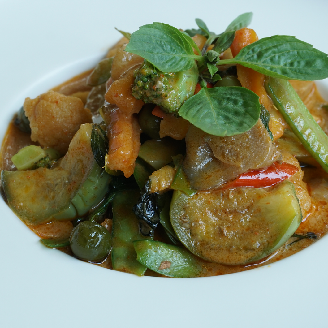 Red Curry Mixed Vegetables
