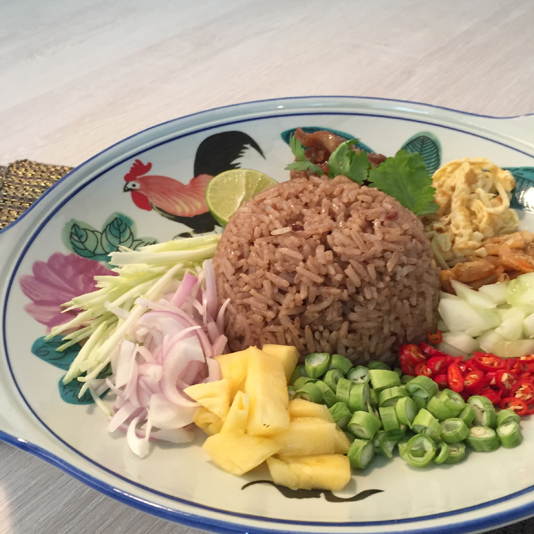 Shrimp Paste Rice