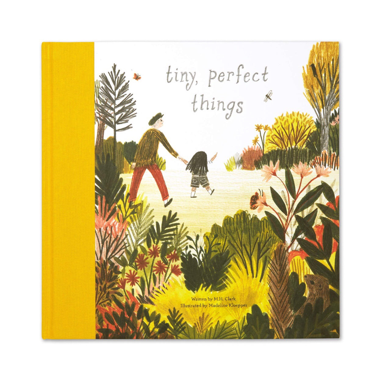 Tiny, Perfect Things | Written by M.H. Clark  | HARD COVER BOOK
