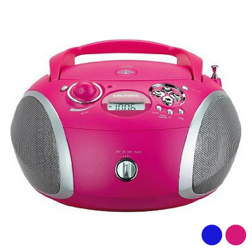 CD-Radio MP3 Grundig GDP6310 CD-R/CD-RW FM USB 3W