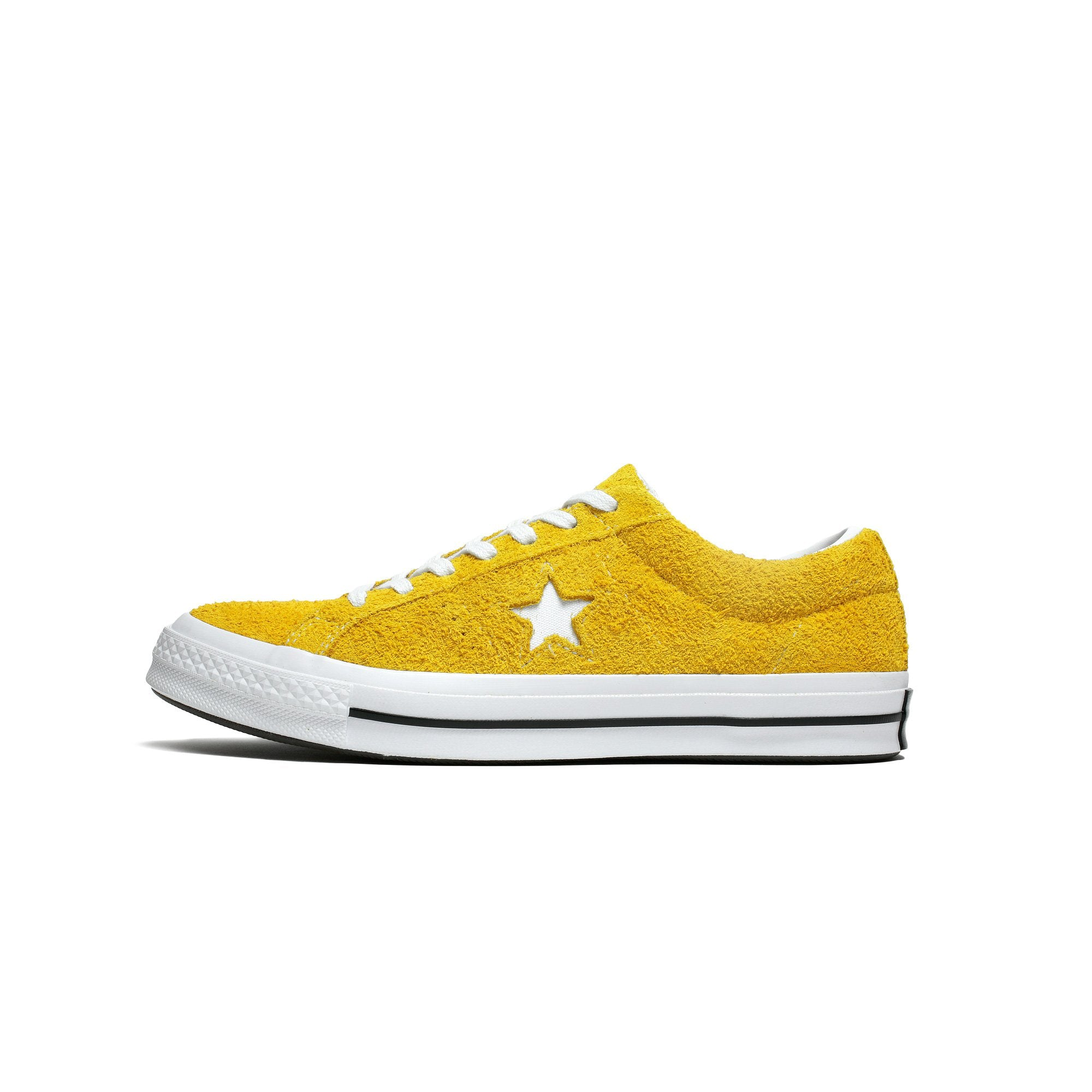 Details about Mens Converse One Star OX Mineral Yellow White Black 161241C ac3409654