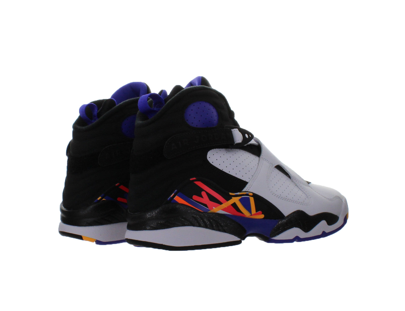 c929f88c55ba0f Mens Air Jordan Retro 8 VIII Three Peat 3-Peat White .
