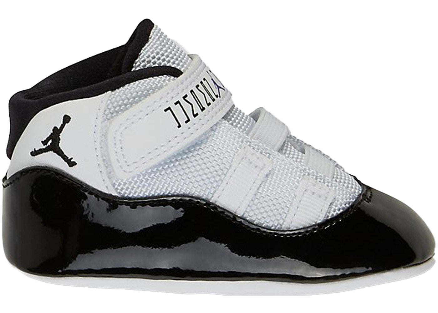 4f8fbecb712 Details about Kids Air Jordan 11 XI Retro Crib CB Concord White Black  378049-100
