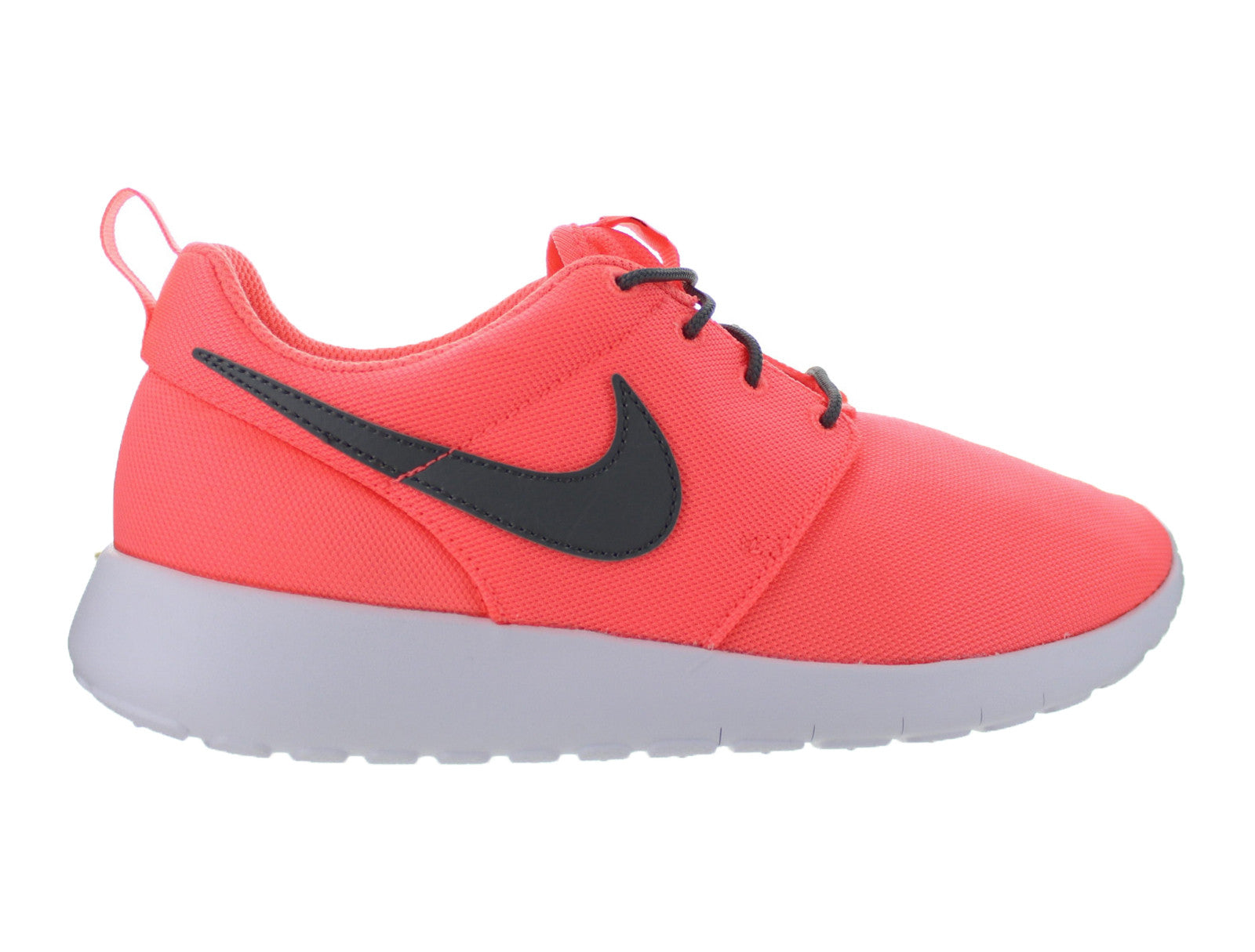 81d365a40a2e Kids Nike Roshe One GS Lava Glow White Cool Grey 599729-612