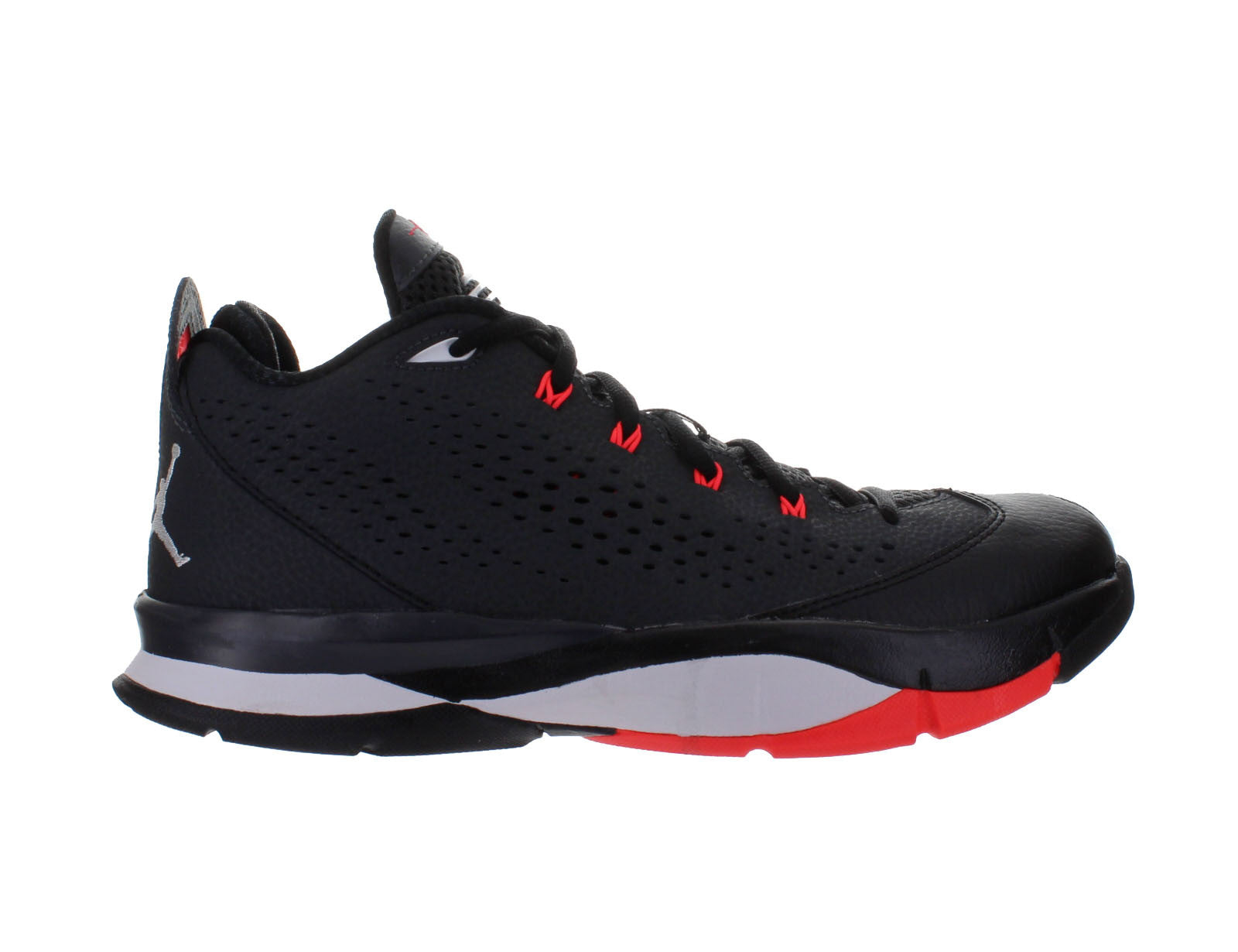 491d64aa6b2 Details about Kids Air Jordan CP3.VII GS Anthracite White Black Infrared 23  616807-005