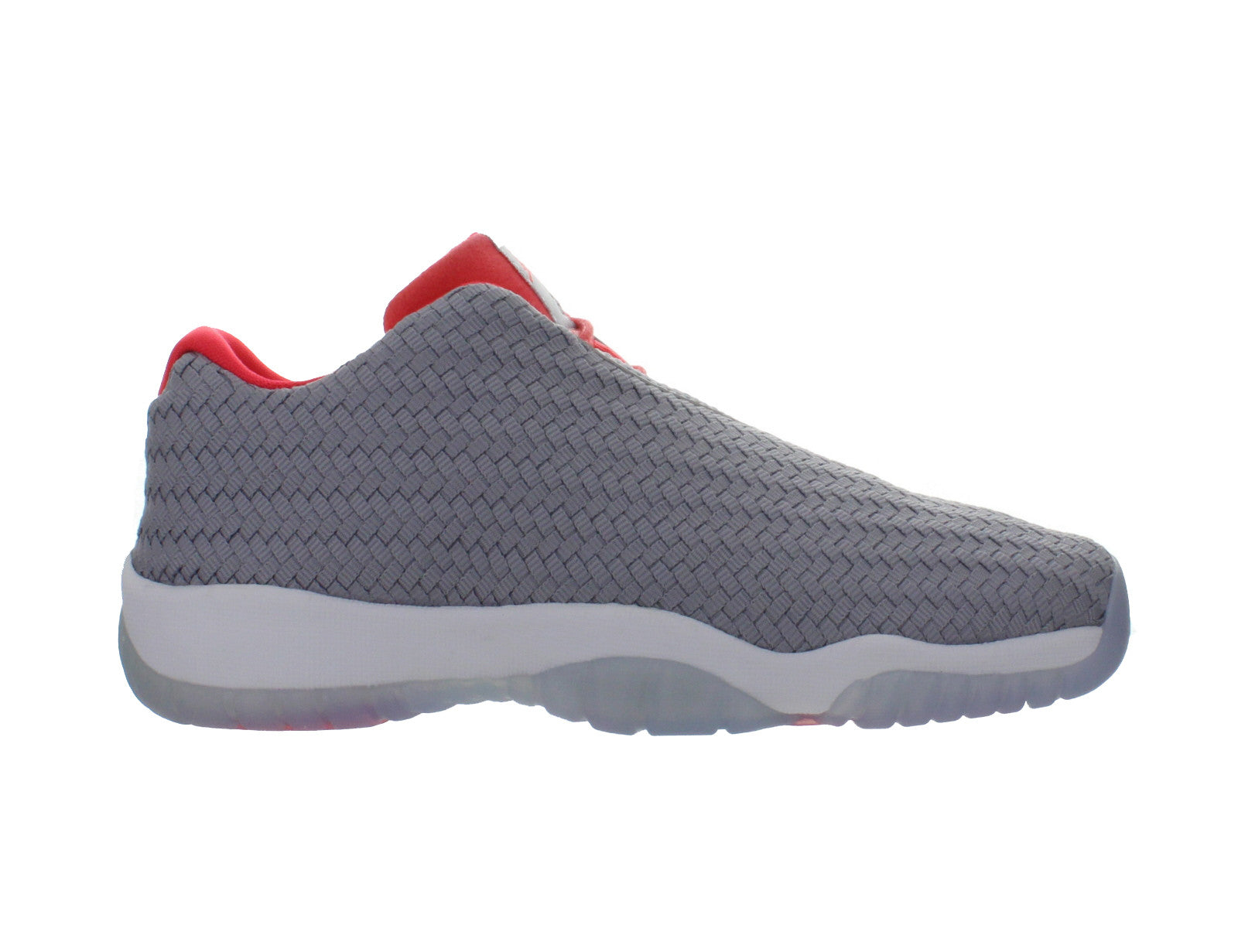 best website 5f4e9 96316 Air Jordan Future Low GS Wolf Grey Infrared 23 White 724813-023