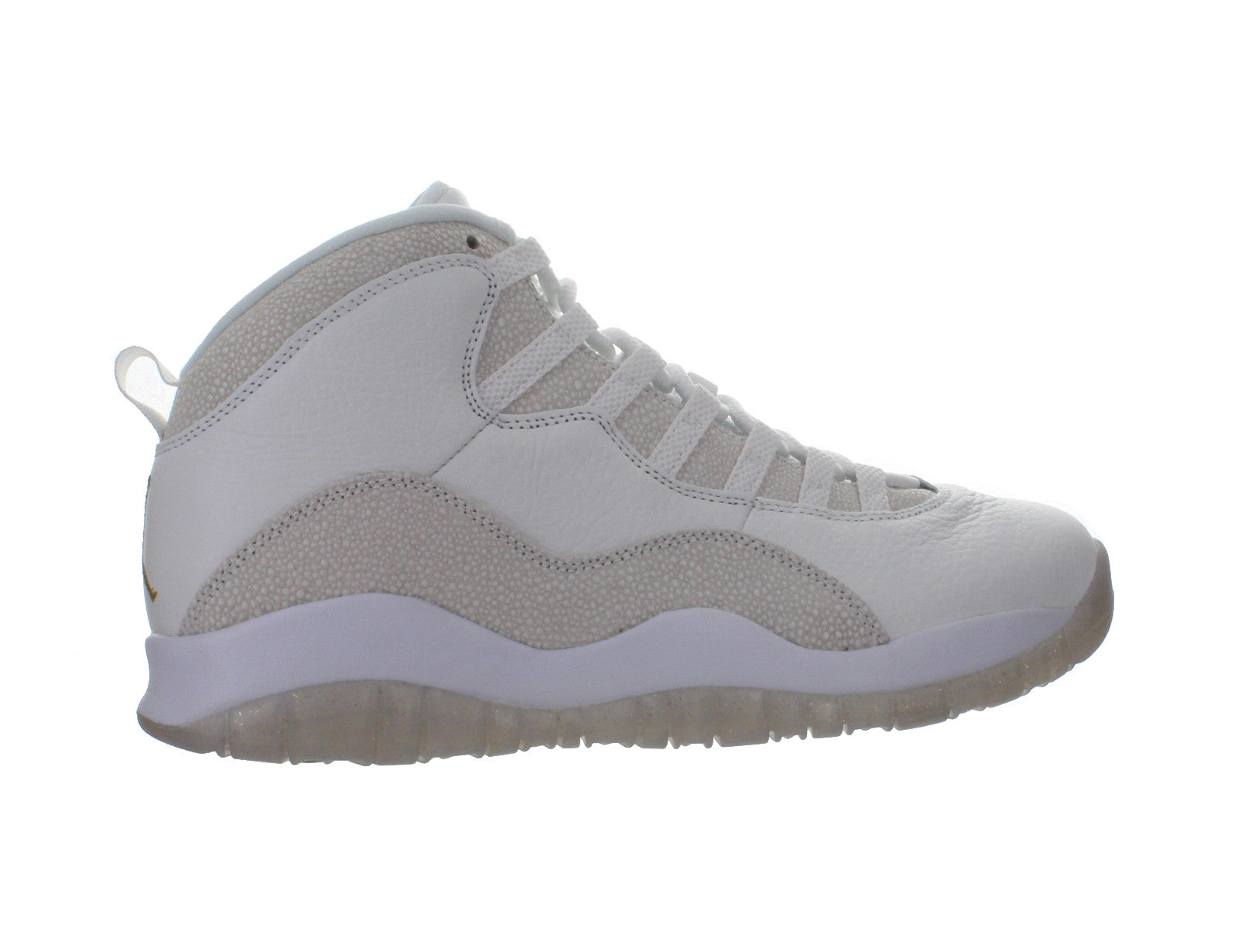 0db3b458509ccf Details about Mens Air Jordan 10 X Retro OVO Drake Summit White Metallic  Gold White 819955-100