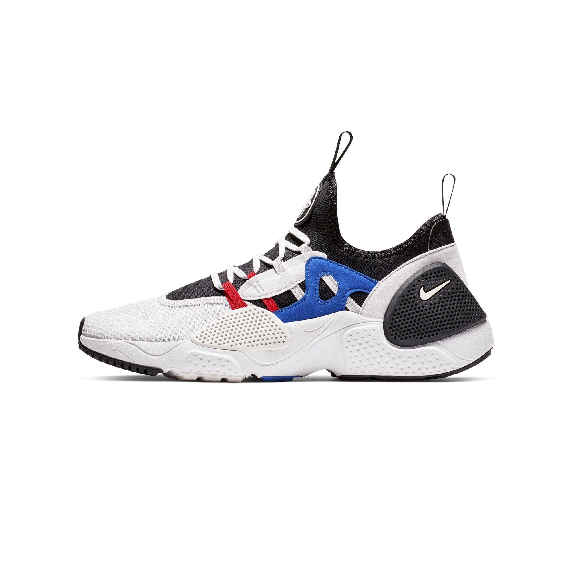 801a8d09177f Details about Nike Huarache E.D.G.E TXT QS Black Game Royal University Red  Grey AO1697-001