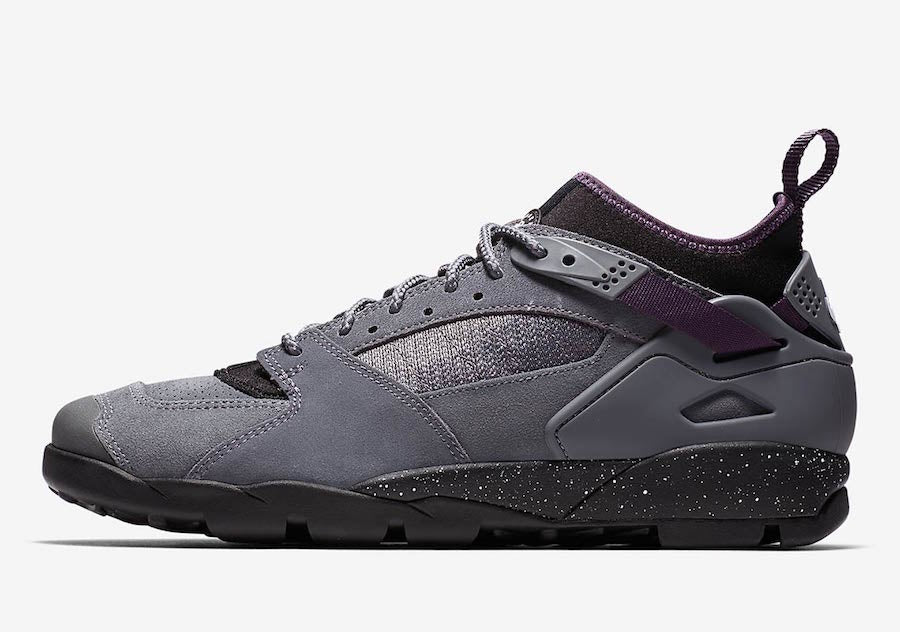 huge selection of 59b83 396d1 Details about Mens Nike ACG Air Revaderchi Flint Grey Black Abyss White  AR0479-004