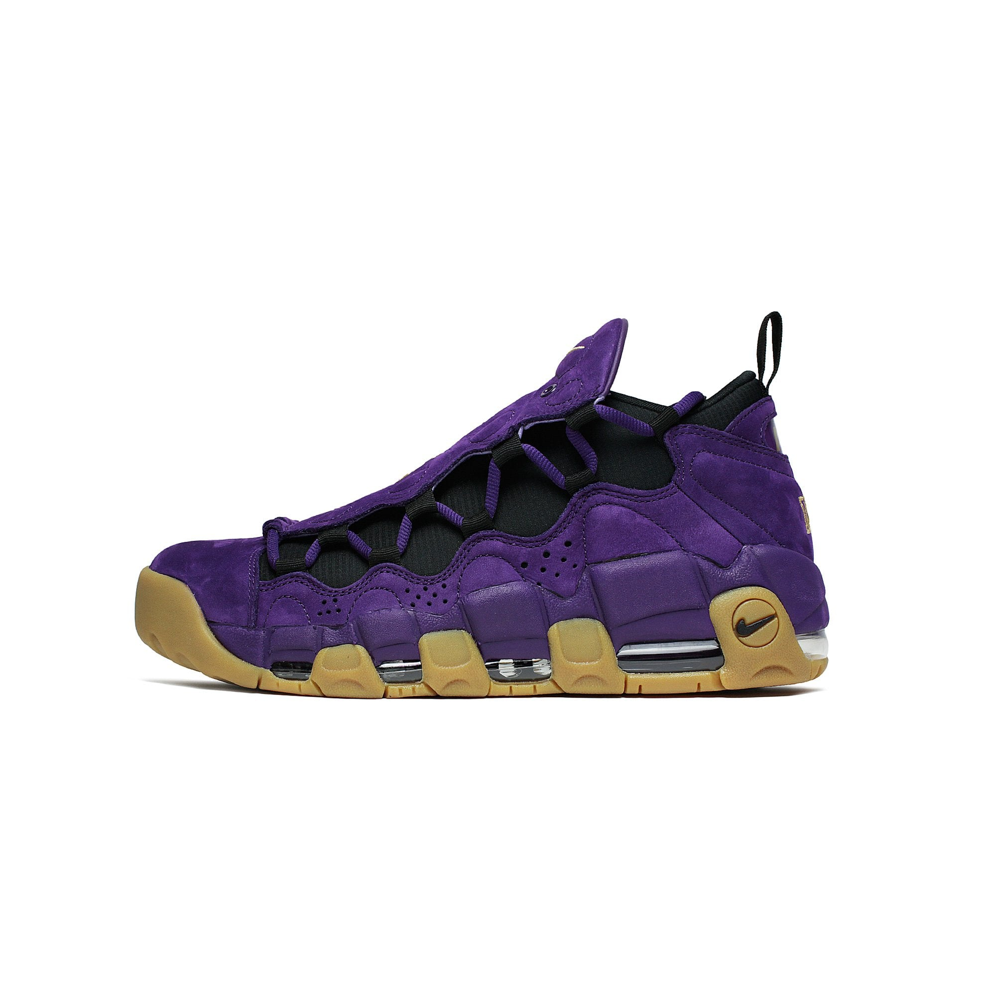 Details about Mens Nike Air More Money Leopard Night Purple Metallic Gold  Black AR5401-500 31f7c4590