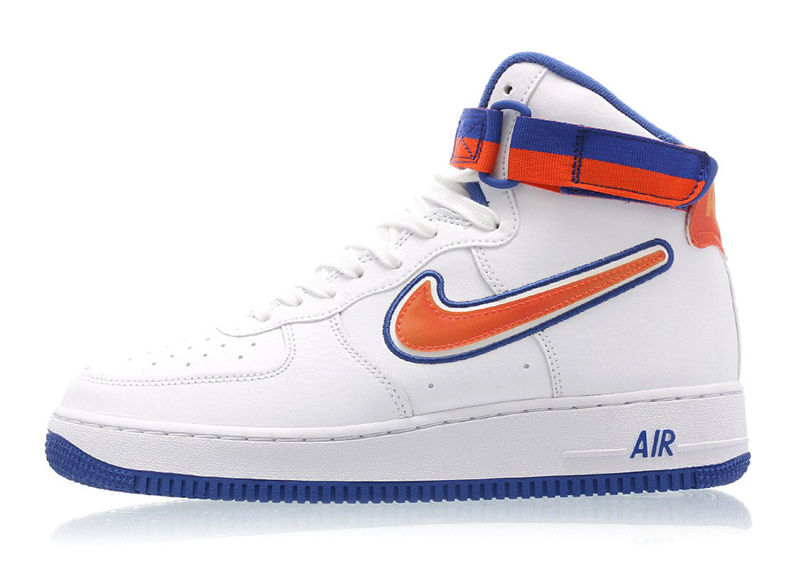 nike air force 1 naranja