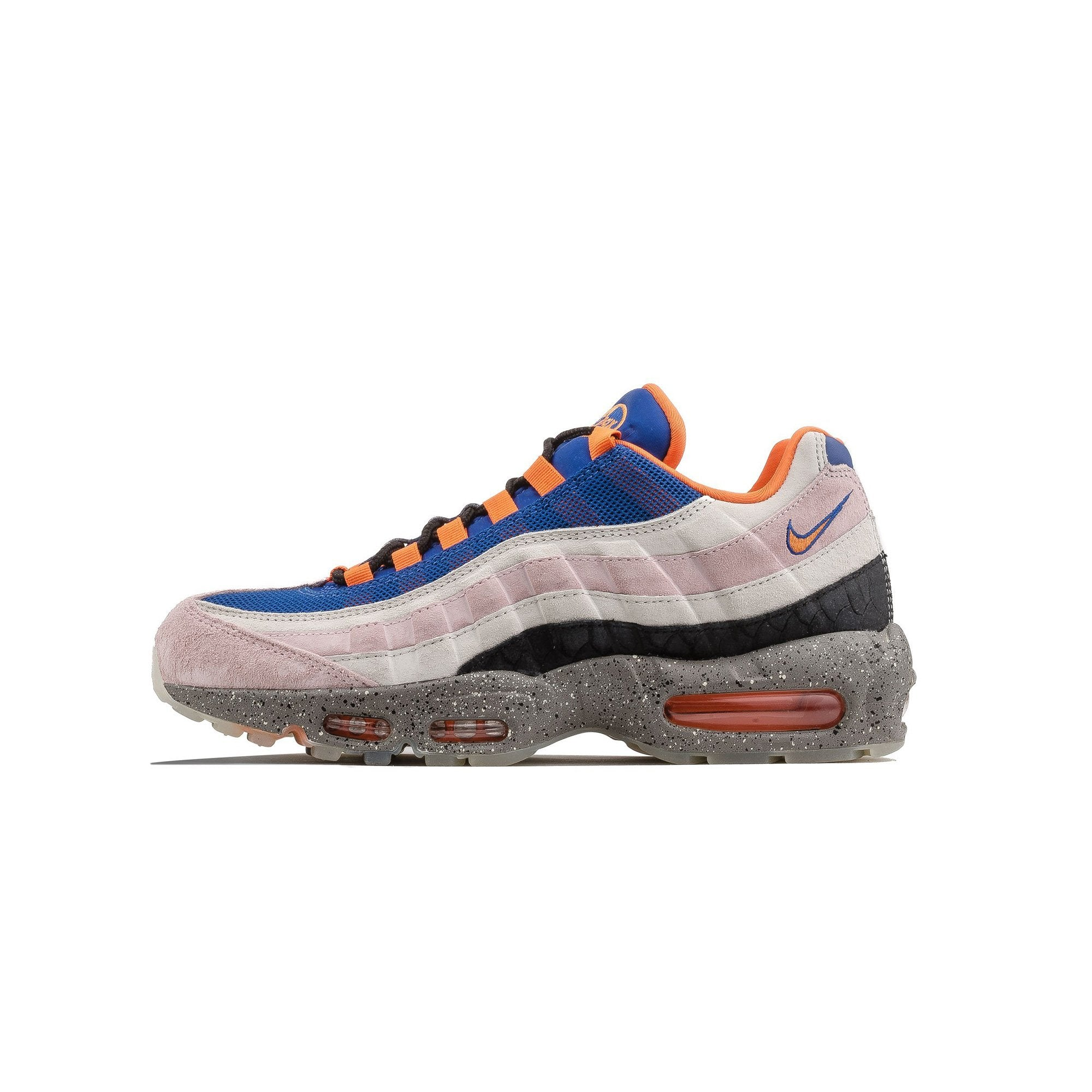 various colors 6953d 33851 Details about Nike Air Max 95 Mowabb King Of The Mountain Champagne Royal  Cream AV7014-600
