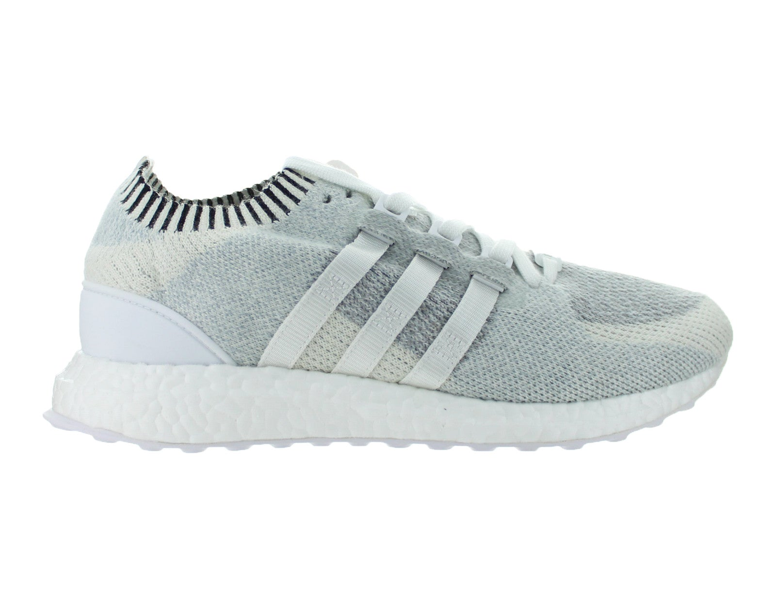 info for 9e7da fd599 Mens Adidas Equipment Support Ultra Primeknit EQT Vintage White Black BB1242