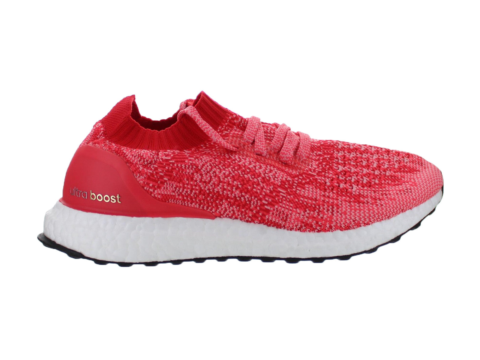 sports shoes 7e328 aa14d Womens Adidas Ultra Boost Uncaged W Ray Red Ray Pink Shock Pink BB3903
