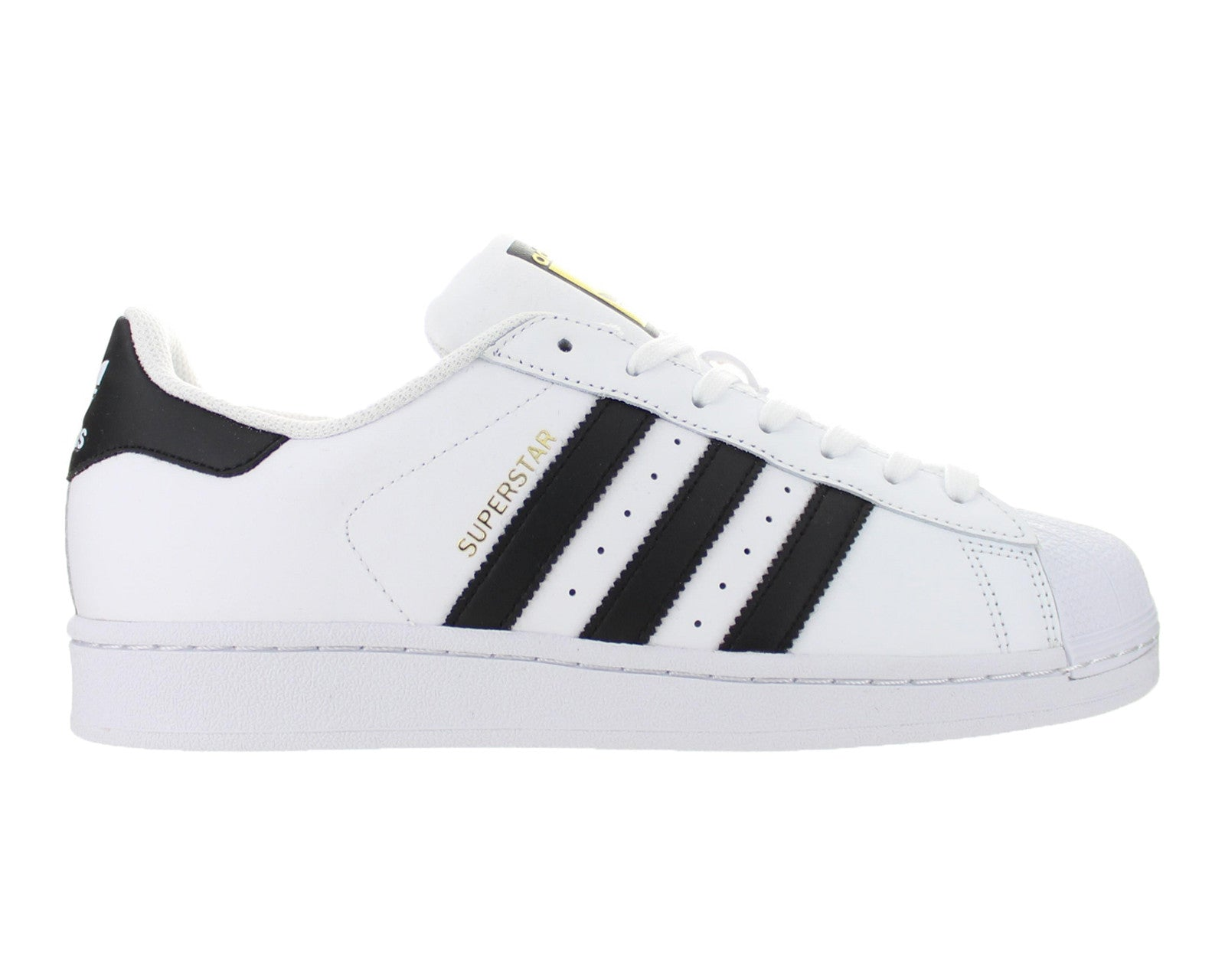 the best attitude 713f4 068bc Mens Adidas Superstar Adidas Originals White Black C77124