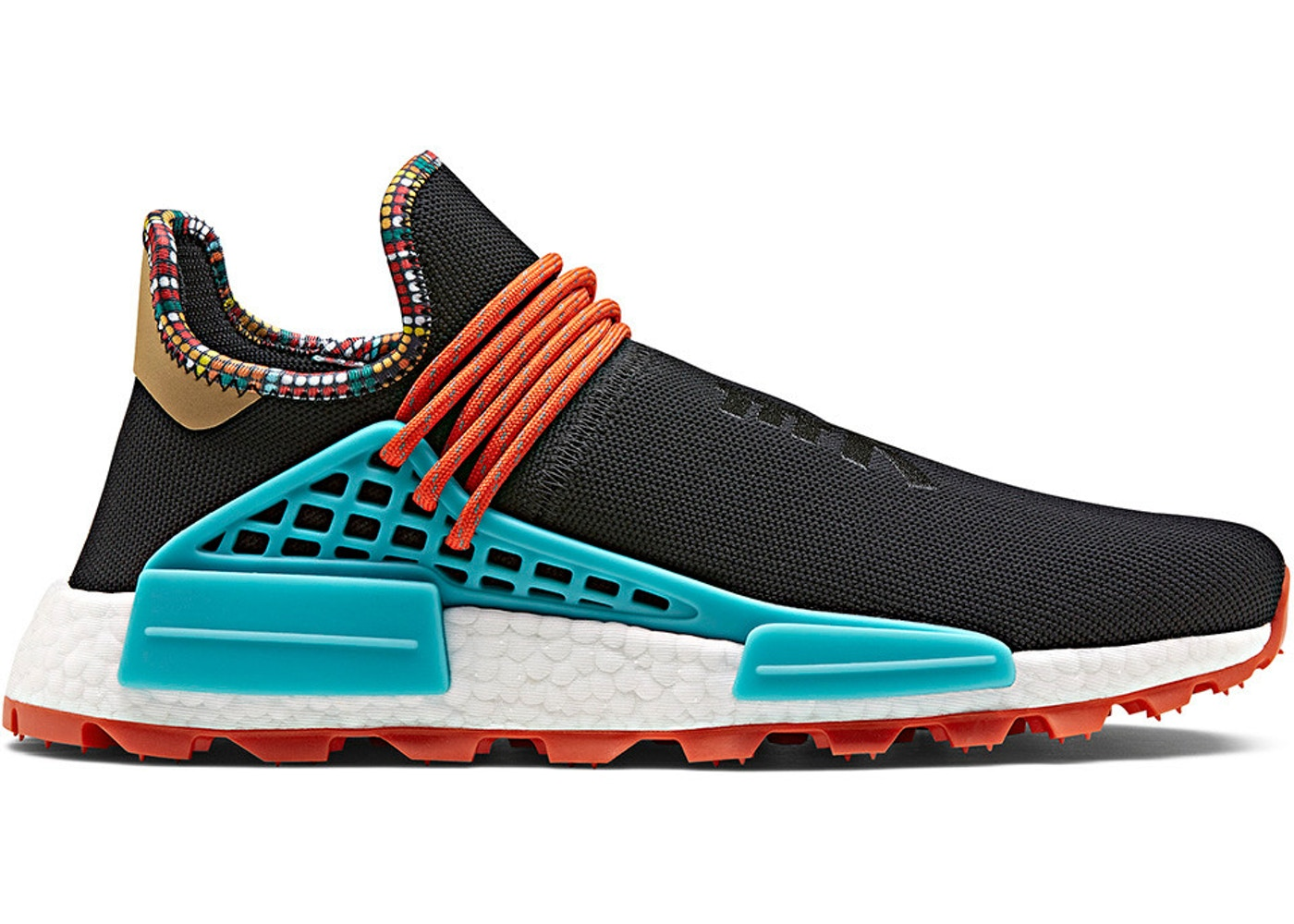 f5a6579e0 Details about Adidas x Pharrell NMD Human Race Inspiration Pack Black Blue  Orange EE7582