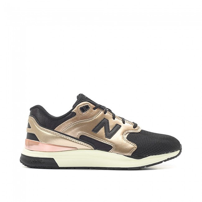 énorme réduction b99eb 903cf Details about Womens New Balance 1550 Metallic Pink Rose Black WL1550MC