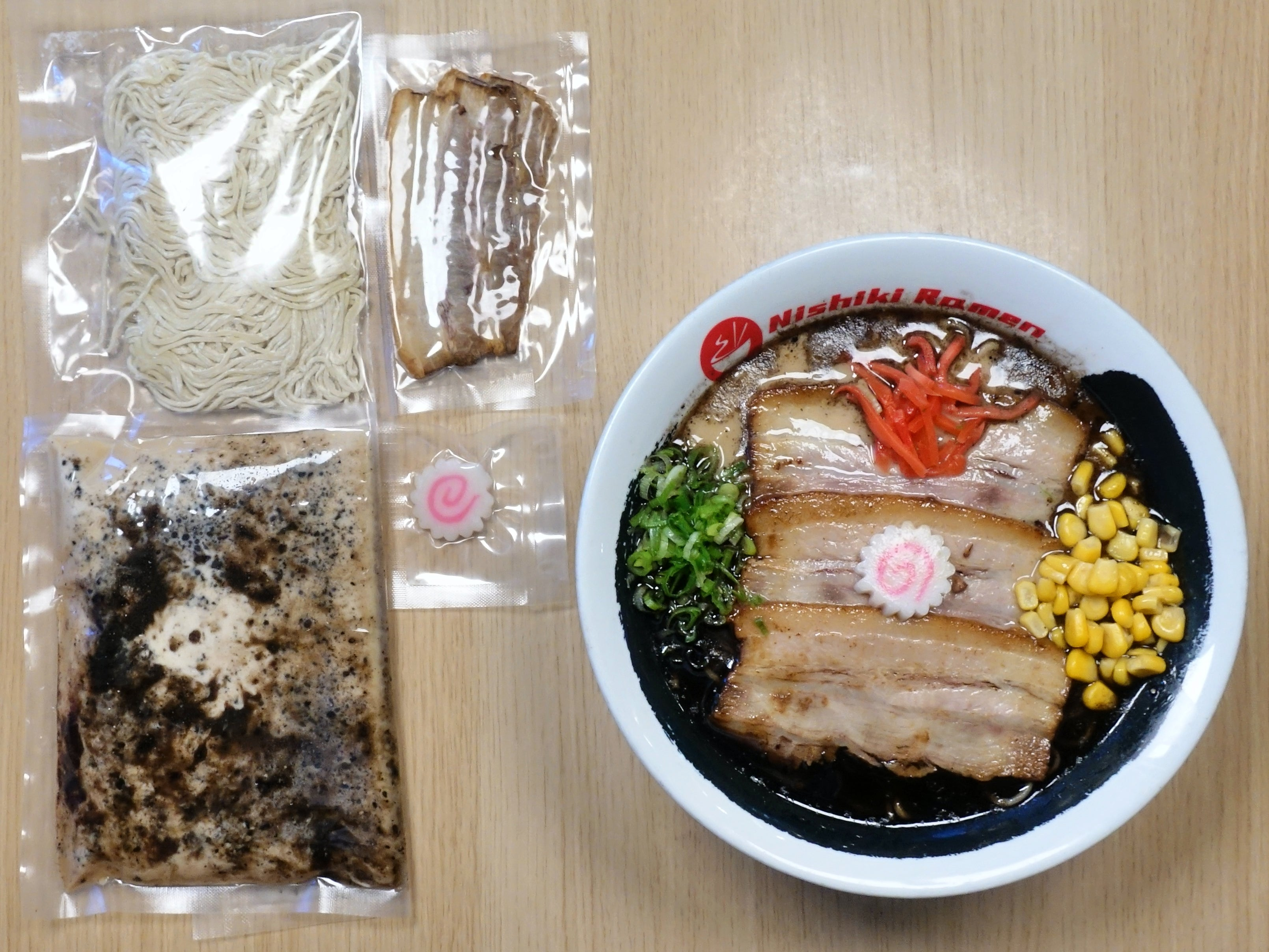 Smoke Bomb Black Ramen Kit