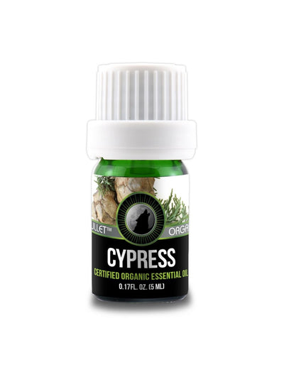 Cypress Certified Organic Essential Oil