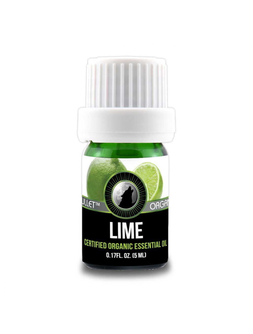 Lime Certified Organic Essential Oil