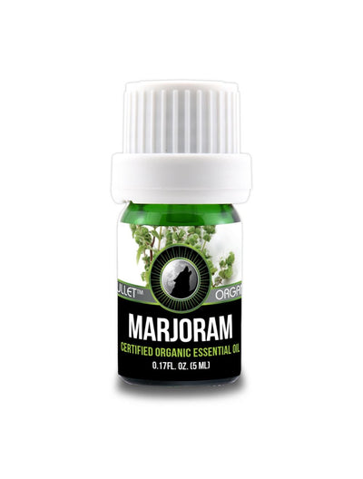 Marjoram Certified Organic Essential Oil