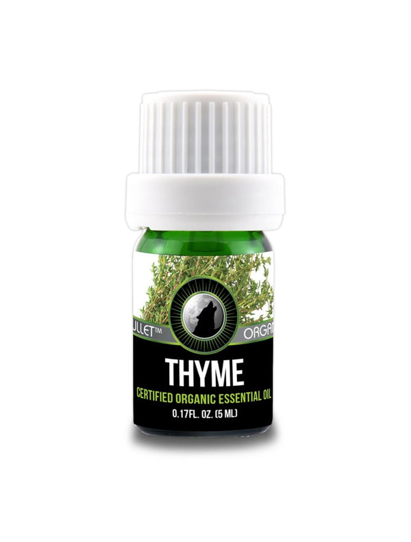 Thyme Certified Organic Essential Oil