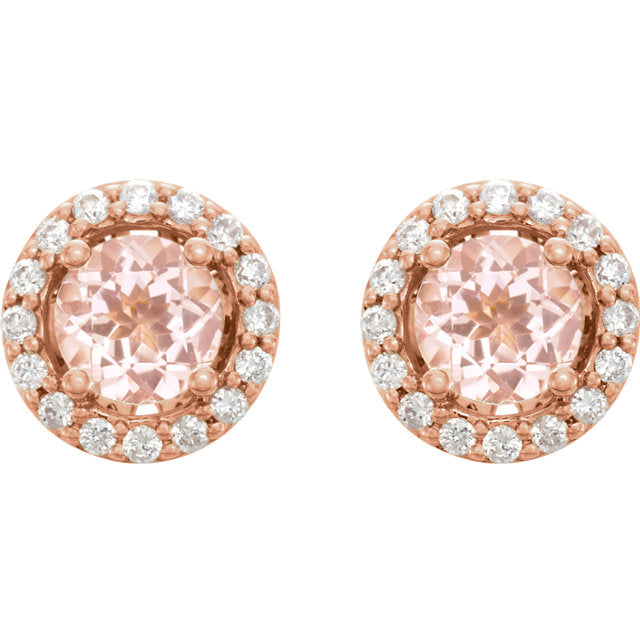 morganite-earrings