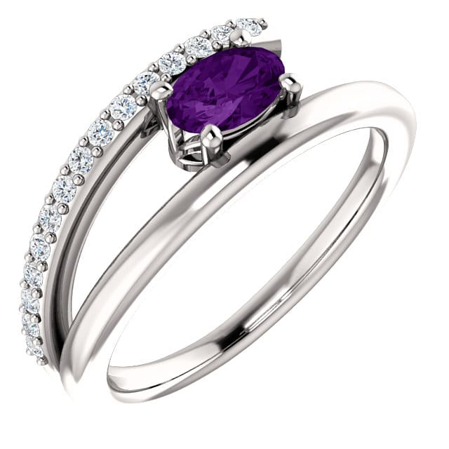 amethyst-diamond-ring