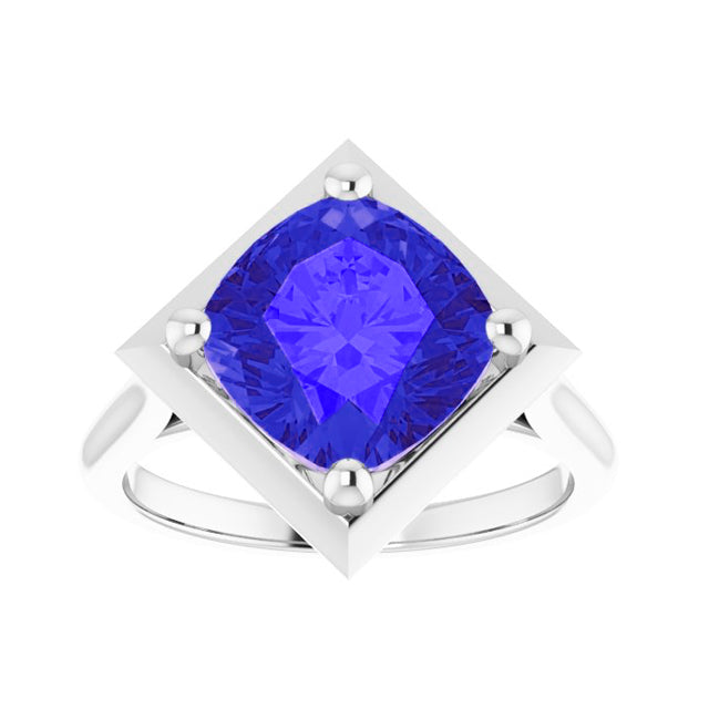 GIA certified Sapphire ring