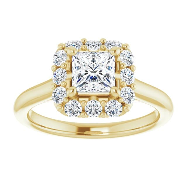 yellow-square-engagemnt-ring