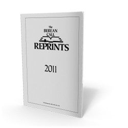 Newsletter Reprints 2011 2011