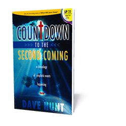 Countdown to the Second Coming - Large or XL Print