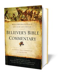 Believer's Bible Commentary - Book - Hardback from The Berean Call Store