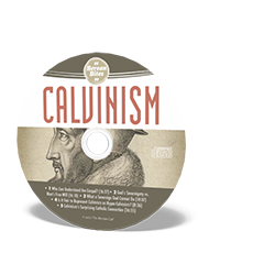 Biblically Thinking About - Calvinism Audio CD - Berean Bite Audio CD from The Berean Call Store