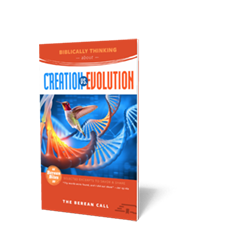Biblically Thinking About - Creation Booklet