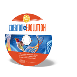 Biblically Thinking About - Creation Audio CD