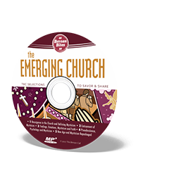 Biblically Thinking about – The Emerging Church Audio CD