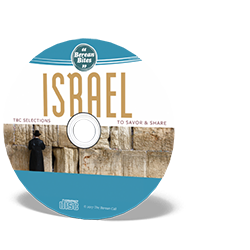 Biblically Thinking About - Israel Audio CD