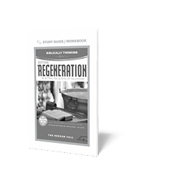Biblically Thinking About - Baptismal Regeneration Study Guide - Berean Bite Study Guide from The Berean Call Store