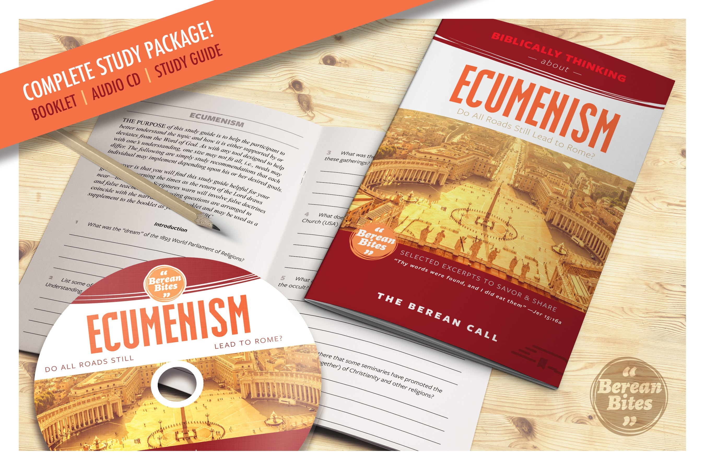 Biblically Thinking About Ecumenism - Download