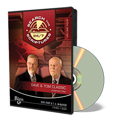 Dave & Tom Classic STS 24/7 - Is God Setting The Stage? - CD - Audio from The Berean Call Store